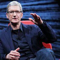 【英文】与苹果CEO蒂姆·库克面对面