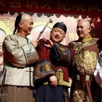 赵维莉:乾隆皇帝之二夕照空山