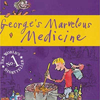 小乔治的神奇魔药
