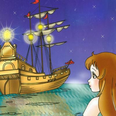 安徒生童话《海的女儿》