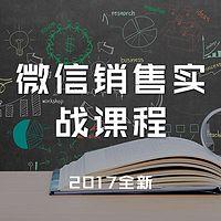 2017全新微营销实战课程
