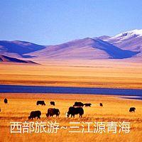 西部旅游~三江源青海