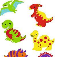 幼儿恐龙大图鉴