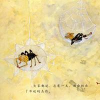 """【苏菲的杰作】——蜘蛛中的""""艺术家"""""""