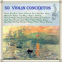 古典音乐--小提琴协奏曲