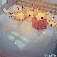 嗨!晚安!