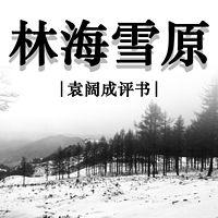 袁阔成:林海雪原