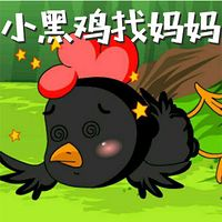 小黑鸡找妈妈