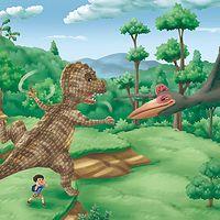 《恐龙联盟大作战》