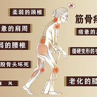 中老年筋骨疼痛的原因和解决方法