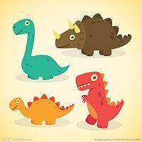 恐龙王国童话系列