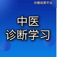 中医诊断学习