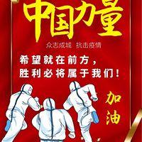 金声抗疫必胜《中国力量》