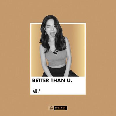 AILIA:Better Than U