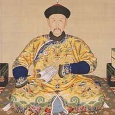 雍正皇帝三