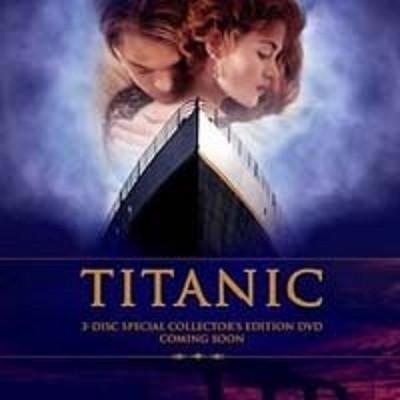 Titanic 《泰坦尼克号》电影原声