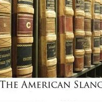 AmericanSLANG美国俚语