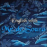 English with Mr. de Souza