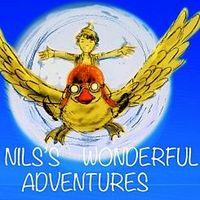 尼尔斯骑鹅历险记