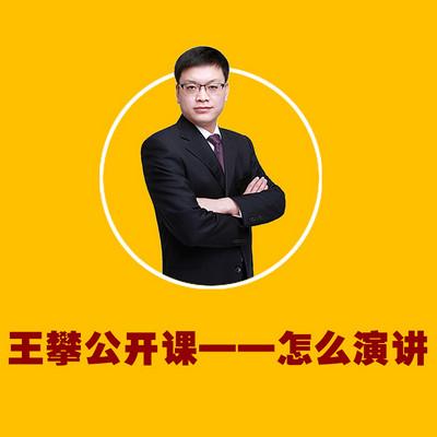 王攀公开课:怎么演讲