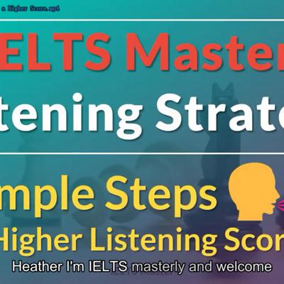 【雅思合集】IELTS Master