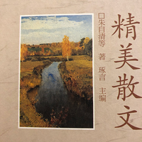 散文-白色山茶花