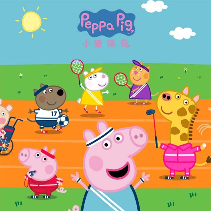 《小猪佩奇》第一季动画原声