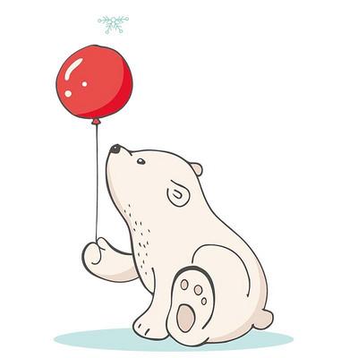 我喜欢北极熊