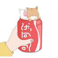 可口可乐。