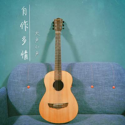 大卢小卢:自作多情(吉他版)