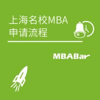 上海名校MBA申请流程