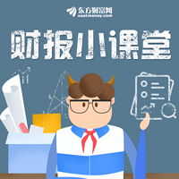 东方财富:财报小课堂