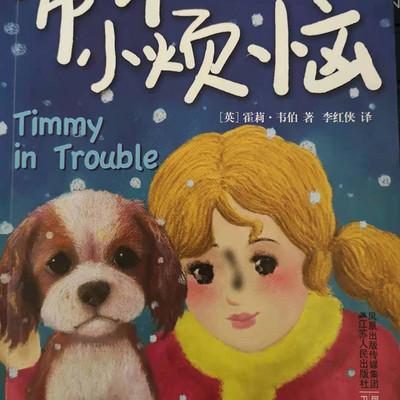 上学路上的故事丨蒂米的小烦恼